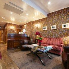 Отель Relais Du Vieux Paris Париж интерьер отеля