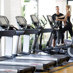 Отель Ramada Resort Bodrum фитнесс-зал фото 2