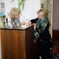 Hotel Pension Messe интерьер отеля фото 3