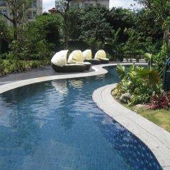 Отель Fraser Suites Hanoi бассейн
