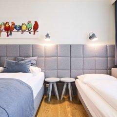 Отель Das Grüne Hotel zur Post - 100 % BIO Австрия, Зальцбург - отзывы, цены и фото номеров - забронировать отель Das Grüne Hotel zur Post - 100 % BIO онлайн комната для гостей фото 5