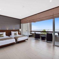 Отель Amagi Lagoon Resort & Spa комната для гостей фото 2