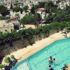 Datca Hotel Antik Apart пляж фото 2