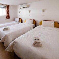 Отель Atlas Bangkok Бангкок комната для гостей фото 2