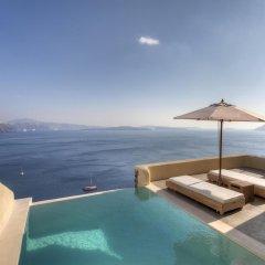 Mystique, a Luxury Collection Hotel, Santorini бассейн