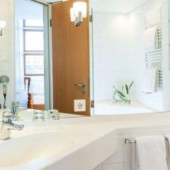 Апартаменты Hanse Clipper Haus Apartments Hamburg Гамбург ванная