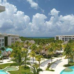Отель Paradisus Playa del Carmen La Esmeralda All Inclusive бассейн фото 3
