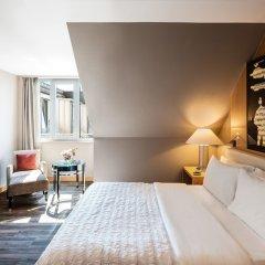 Отель Le Méridien Munich сейф в номере
