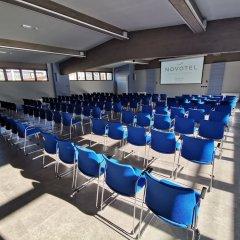 Отель Novotel Parma Centro Парма помещение для мероприятий