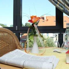 Отель Zur Post Германия, Исманинг - отзывы, цены и фото номеров - забронировать отель Zur Post онлайн балкон