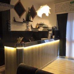 Отель Albergo Ristorante Pizzeria Bellavista Каренно гостиничный бар