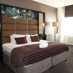 Отель Grand Central Hotel Великобритания, Глазго - отзывы, цены и фото номеров - забронировать отель Grand Central Hotel онлайн комната для гостей фото 3