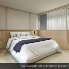 Отель AluaSoul Palma - Adults Only Испания, Пальма-де-Майорка - отзывы, цены и фото номеров - забронировать отель AluaSoul Palma - Adults Only онлайн комната для гостей