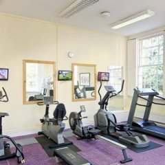 Отель Bailbrook House фитнесс-зал фото 2