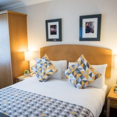 Отель Holiday Inn Manchester West Солфорд фото 7
