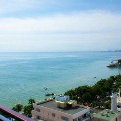 Отель North Shore Condominium Паттайя пляж