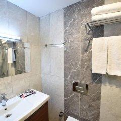 Asal Hotel Турция, Анкара - отзывы, цены и фото номеров - забронировать отель Asal Hotel онлайн ванная