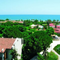 Zeynep Hotel балкон