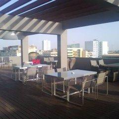 Отель Aparthotel Tropicana бассейн