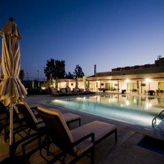 Отель Amman Airport Hotel Иордания, Аль-Джиза - отзывы, цены и фото номеров - забронировать отель Amman Airport Hotel онлайн бассейн фото 3