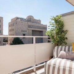 Sweet Inn King George Street Израиль, Иерусалим - отзывы, цены и фото номеров - забронировать отель Sweet Inn King George Street онлайн балкон
