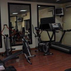 Отель Golden Tulip Port Harcourt фитнесс-зал фото 3