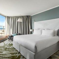 Отель Pullman Marseille Palm Beach комната для гостей фото 2