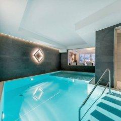 Отель A Casa Kristall Хохгургль бассейн