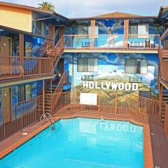 Отель Hollywood Inn Express North Лос-Анджелес фото 6