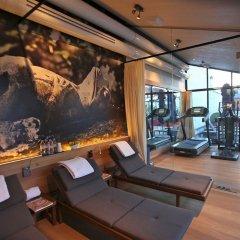 Отель München Palace Германия, Мюнхен - 5 отзывов об отеле, цены и фото номеров - забронировать отель München Palace онлайн фитнесс-зал фото 3