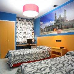Отель Jo Inn Madrid Испания, Мадрид - отзывы, цены и фото номеров - забронировать отель Jo Inn Madrid онлайн комната для гостей фото 2