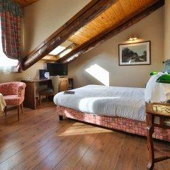 Best Western Hotel Piemontese комната для гостей