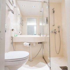 Отель Forenom Aparthotel Helsinki Kamppi ванная