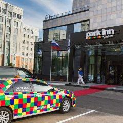 Гостиница Парк Инн от Рэдиссон Новосибирск