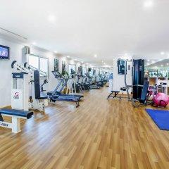 Отель Grand Excelsior Bur Dubai Дубай фитнесс-зал