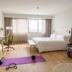 Отель Artiem Madrid фитнесс-зал
