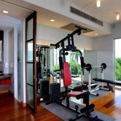 Отель Haven Resort HuaHin фитнесс-зал