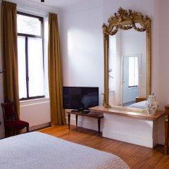 Отель Albert Moliere Брюссель комната для гостей фото 4