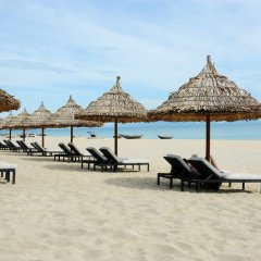 Отель Boutique Hoi An Resort пляж