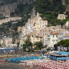 Отель Amalfi Luxury House городской автобус