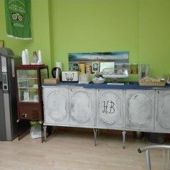Hotel Birilli B&B Чивитанова-Марке питание фото 2