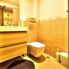Апартаменты Travellino Serviced Apartments ванная