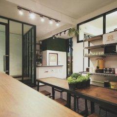 Mint Hostel комната для гостей