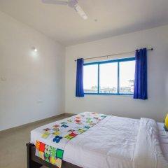 Отель OYO 11899 Home Greek Style 4BHK Penthouse Bambolim Гоа комната для гостей