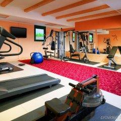 Отель Sheraton Airport фитнесс-зал фото 3