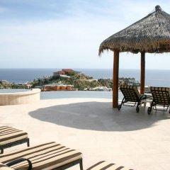 Отель Villa del Mar Педрегал