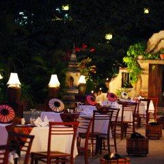 Отель Belmond La Résidence Phou Vao питание