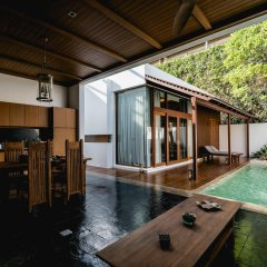 Отель Malisa Villa Suites пляж Ката бассейн фото 2