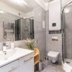 Отель Apartamenty Stylowe Zakopane Косцелиско ванная