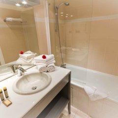 Отель Hôtel Champerret Héliopolis ванная
